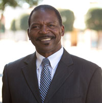 Carl Ferebee, District 3 Councilmember